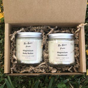 Body Butter & Deodorant Gift Set