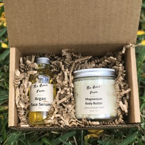 Argan & Body Butter Gift Set