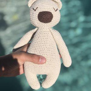 Bear Amigurumi Eco Christmas Gift
